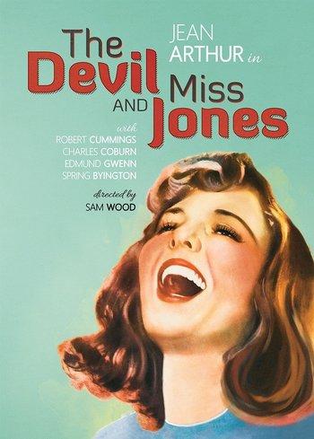 ms and The jones devil
