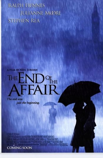 the end of the affair  literature