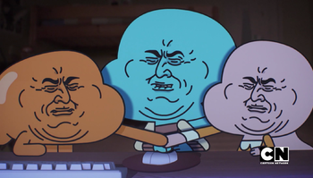 The Amazing World Of Gumball Memes Tv Tropes