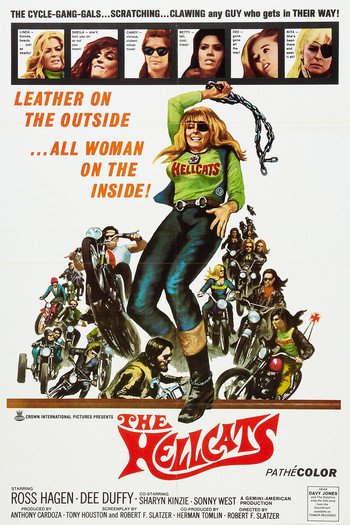 http://static.tvtropes.org/pmwiki/pub/images/the_hellcats_1967_movie_poster.jpg