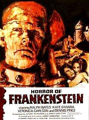 The Horror of Frankenstein (Film) - TV Tropes