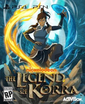 The Legend of Korra | PS3 Games | PlayStation.com