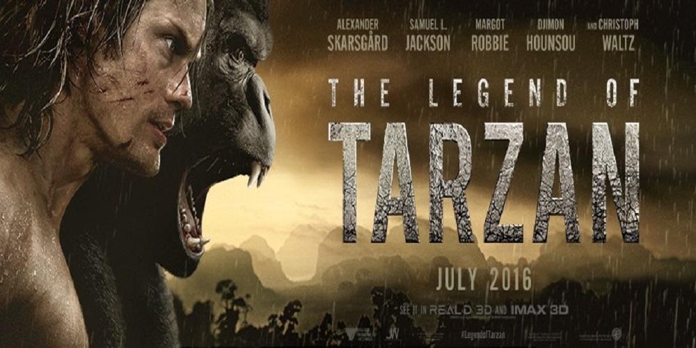 the legend of tarzan film tv tropes