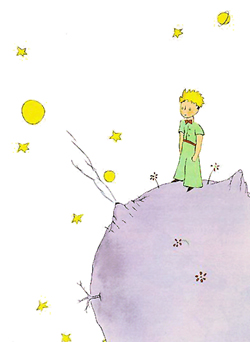 a literary analysis of the little prince The little prince appears to be a simple children's tale, some would say that it is actually a profound and deeply moving tale, written in riddles and laced with philosophy and poetic metaphor.