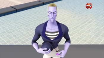 Miraculous Ladybug S 01 E 13 The Mime / Recap - TV Tropes