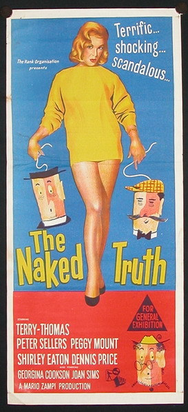 Naked truth peter