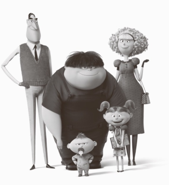 Despicable Me Other Characters Characters Tv Tropes