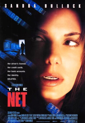 The Net 1995 Film Tv Tropes