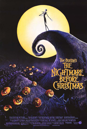 The nightmare before christmas western animation tv tropes western animation the nightmare before christmas solutioingenieria Gallery