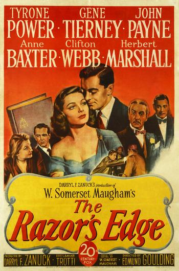 https://static.tvtropes.org/pmwiki/pub/images/the_razors_edge_1946_poster.jpg