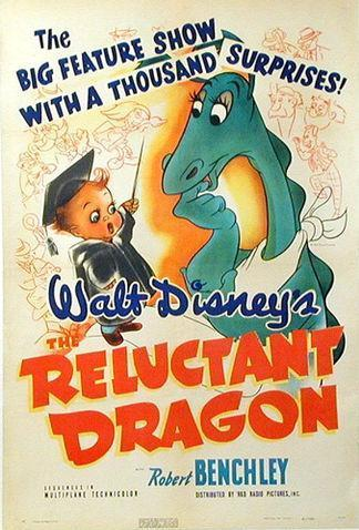 The Reluctant Dragon (Film) - TV Tropes