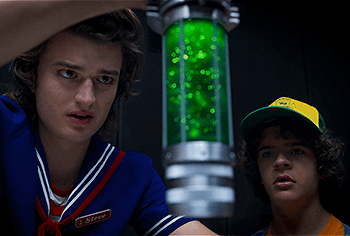 Stranger Things S 3 E 4 Chapter Four The Sauna Test / Recap