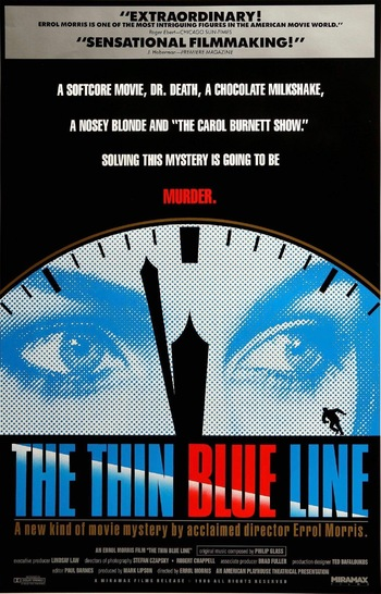 https://static.tvtropes.org/pmwiki/pub/images/the_thin_blue_line_1988_movie_poster.jpg