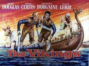 The Vikings (Film) - TV Tropes