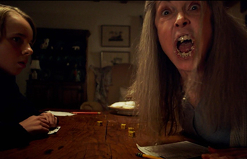 The Visit / Nightmare Fuel - TV Tropes
