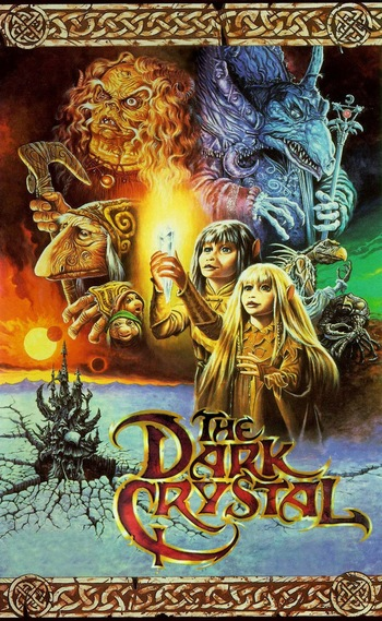 the dark crystal film analysis The dark crystal is a 1982 high fantasy adventure film directed by jim henson and frank oz and stars the voices of stephen garlick, lisa maxwell, billie whitelaw, percy edwards, and barry dennen the plot revolves around jen, an elf-like gelfling on a quest to restore balance to his alien world by returning the lost shard.