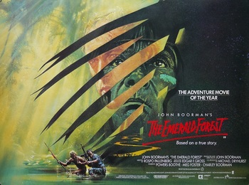 a review of the emerald forest a movie by john boorman Director john boorman's 1985 jungle adventure is both thrilling and uplifting, with  director  derek winnert 2017 classic movie review 5456.