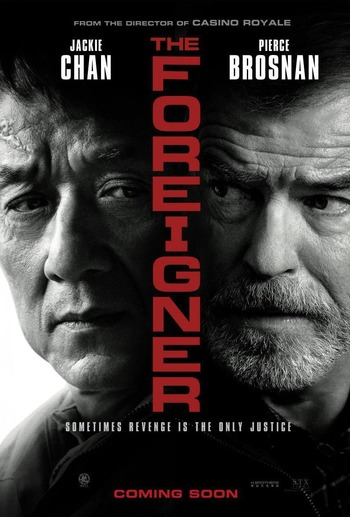 Ying lun dui jue / The Foreigner /  The Chinaman (2017)