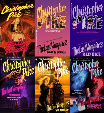 The Last Vampire Literature Tv Tropes