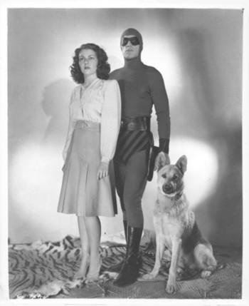 The Phantom (1943) (Film) - TV Tropes