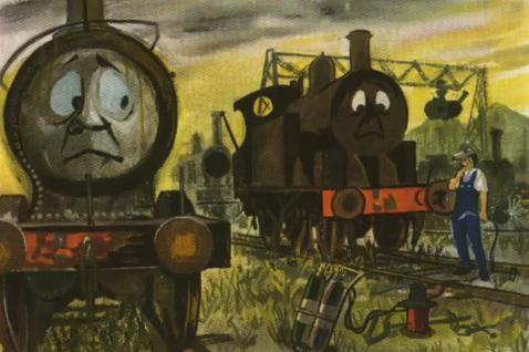 Thomas the Tank Engine / Nightmare Fuel - TV Tropes