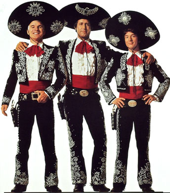 ¡Three Amigos! (Film) - TV Tropes