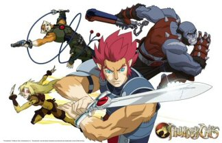 Thundercats 2011 Characters on Characters Fridge Analysis 4 Reviews Western Animation Thundercats
