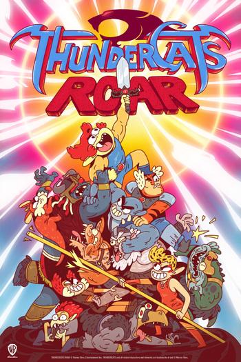 https://static.tvtropes.org/pmwiki/pub/images/thundercats_roar_poster.jpg