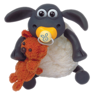 Shaun The Sheep Characters