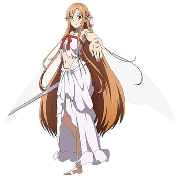 Sword Art Online Major Characters Characters Tv Tropes