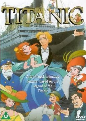 titanic the legend goes on western animation tv tropes