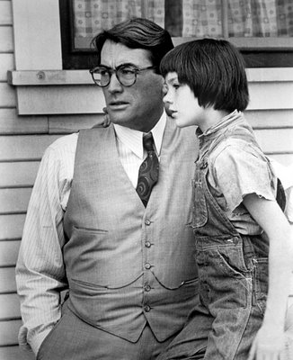 character relationship to kill a mockingbird