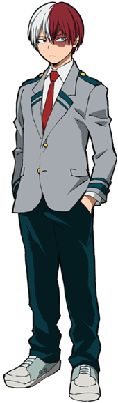 My Hero Academia - Class 1-A Main Characters / Characters - TV Tropes