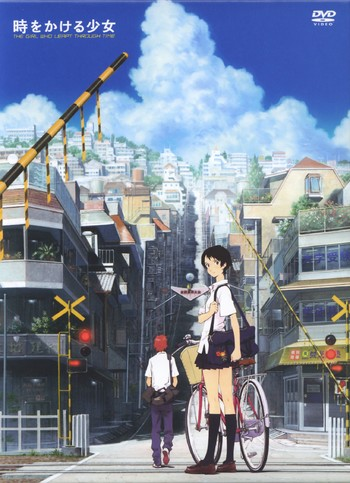 The Girl Who Leapt Through Time Anime Tv Tropes
