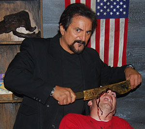 tom savini masks