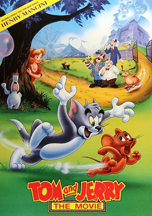 Tom And Jerry The Movie Western Animation Tv Tropes