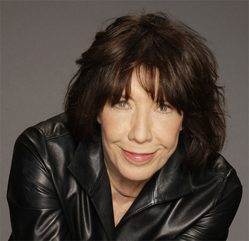 Lily Tomlin (Creator) - TV Tropes