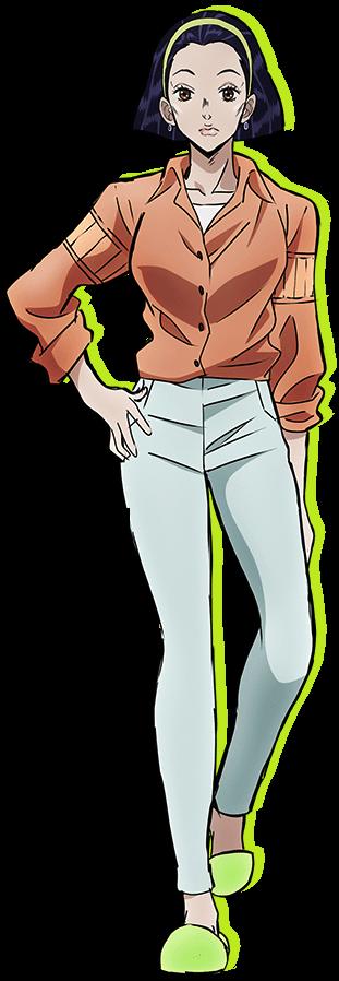 JoJo's Bizarre Adventure: Diamond is Unbreakable / Characters - TV