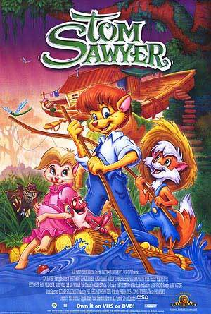 2000 animated tom sawyer movie