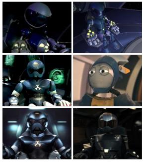 toonami characters tv tropes