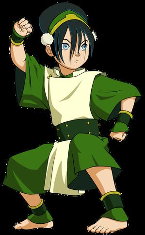 Avatar The Last Airbender Team Avatar Characters Tv Tropes