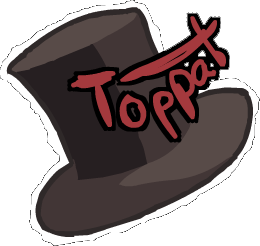 https://static.tvtropes.org/pmwiki/pub/images/toppat_clan_logo.png
