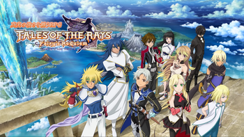 eda6c0b99738a Tales of the Rays (Video Game) - TV Tropes