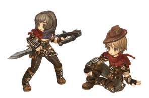 Tree of Savior / Characters - TV Tropes