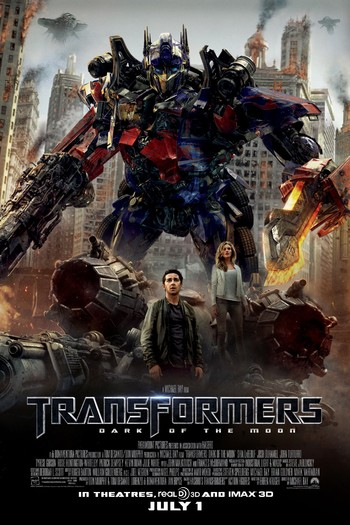 Transformers: Dark of the Moon (Film) - TV Tropes