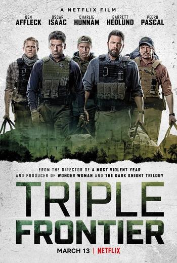 https://static.tvtropes.org/pmwiki/pub/images/triple_frontier_movie_poster.jpg