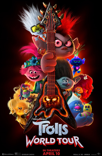 Trolls World Tour (Western Animation) - TV Tropes