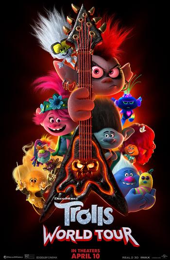 Trolls World Tour (Western Animation) - TV Tropes