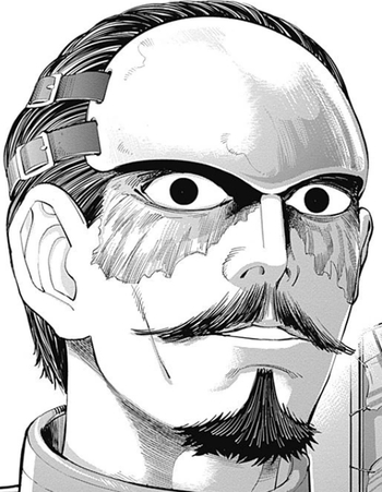 [MANGA/ANIME] Golden Kamui Tsurumi