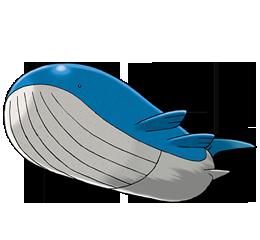 Pokemon Wailord